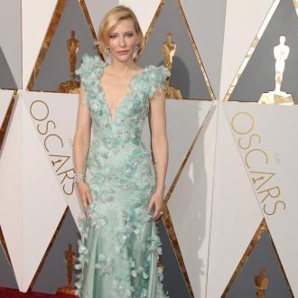 Cate Blanchett's household chaos