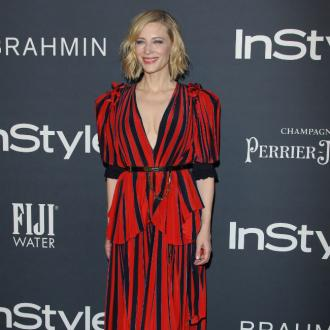Cate Blanchett praises Giorgio Armani