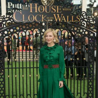 Cate Blanchett's kids think she's 'uncool'