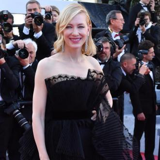 Cate Blanchett jokes 'human condoms' could save the theatre industry