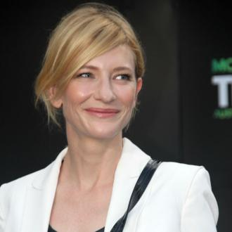 Cate Blanchett Drank 'Fair Share' Of Wine For Blue Jasmine