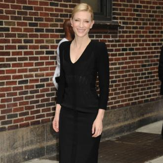 Cate Blanchett Feels 'Lucky' To Have Supportive Husband
