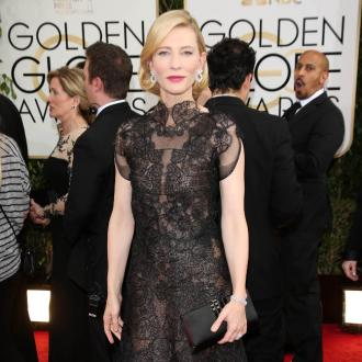 Cate Blanchett Can't Remember Golden Globes