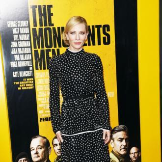 Cate Blanchett Has Oscar Nerves