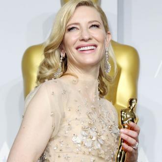 Cate Blanchett Gets Tattoo Following Oscar Win