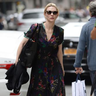 Cate Blanchett Feels Judged By Other Mothers