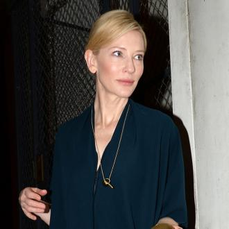 Cate Blanchett's Feline Fury