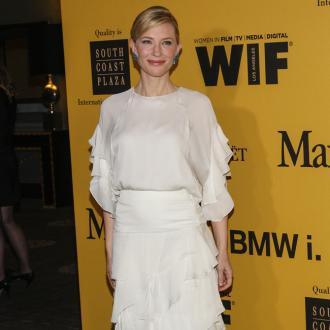 Cate Blanchett's stressful role