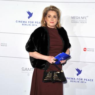 Catherine Deneuve says men have right to hit on women