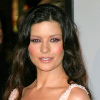 Catherine Zeta-jones Donates Shoes For Auction