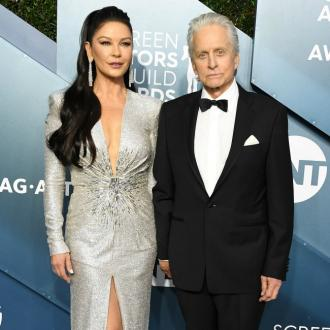 Catherine Zeta-Jones wants to make a movie with Michael Douglas