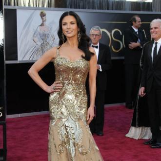 Catherine Zeta-jones Thrilled With Chicago Oscars Performance