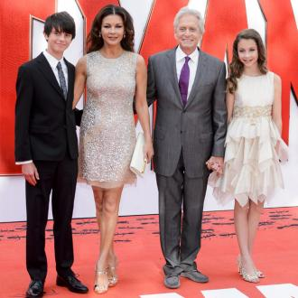 Catherine Zeta-Jones' teenage daughter has Hollywood ambitions