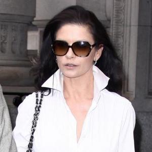 Catherine Zeta-jones' Big Hair