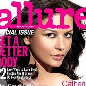 Catherine Zeta-jones Happy To Be Naked