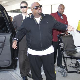 CeeLo Green fine after 'phone blast'