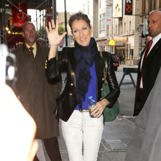 Celine Dion thankful husband's suffering is over