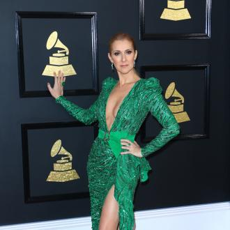 Celine Dion gets 'strength' from late husband