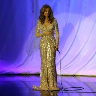 Celine Dion feels 'strong'