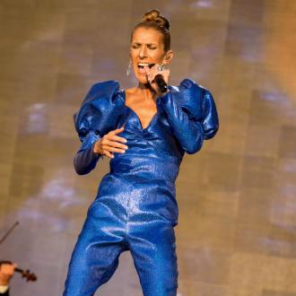 Celine Dion has enough music for 'next four albums'