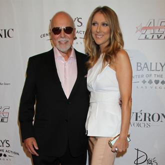 Celine Dion pays tribute to late husband