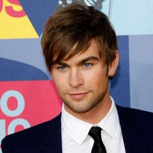 Chace Crawford's Gossip Style
