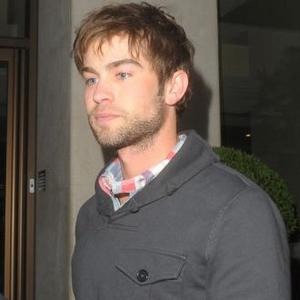 Chace Crawford Was A Geek