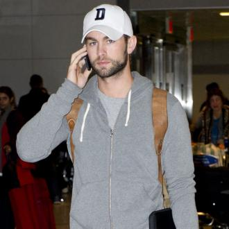 Chace Crawford tired of looks talk