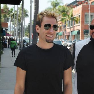 Chad Kroeger paid roadie to perform sick stunt