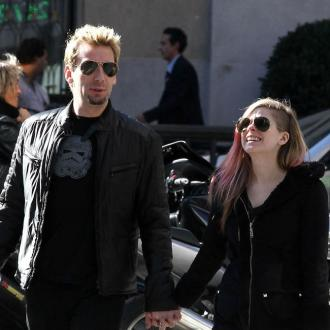 Avril Lavigne Enjoys Pre-wedding Bash