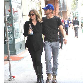 Chad Michael Murray and welcome baby boy