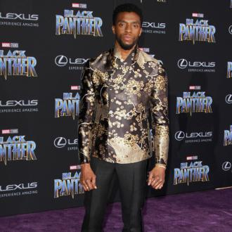 Chadwick Boseman couldn't breathe in Black Panther suit