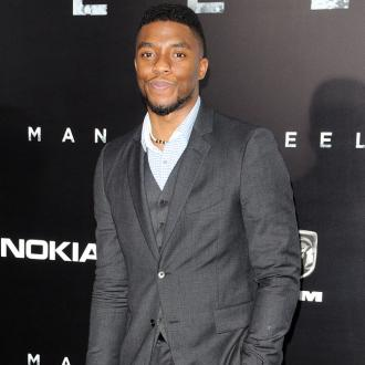 Chadwick Boseman didn't want to act