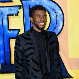 Chadwick Boseman 'never' saw himself as an actor