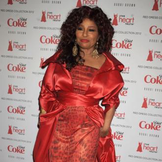 Chaka Khan loves touching her audience
