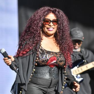 Chaka Khan has two albums in the can