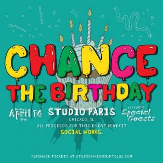 Chance The Rapper hosting special birthday bash