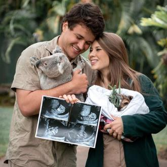 Bindi Irwin gives pregnancy update and shares sonogram
