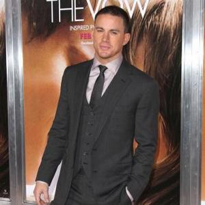 Channing Tatum Didn't Enjoy Stripping