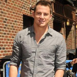 Channing Tatum Grateful For Good Looks