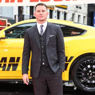Channing Tatum supports Jessie J at her concerts