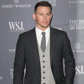 Channing Tatum not fit enough for Magic Mike Live