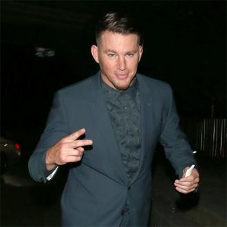 Channing Tatum wants to 'caress' Jessie J's face