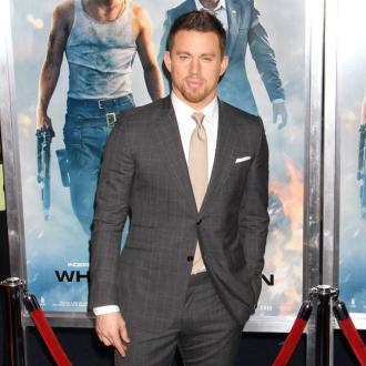 Channing Tatum's Huge Crush On Alyssa Milano