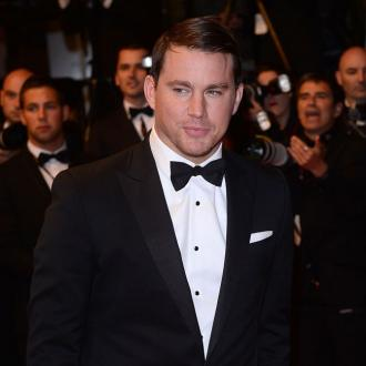 Channing Tatum Hikes With Baby Daughter