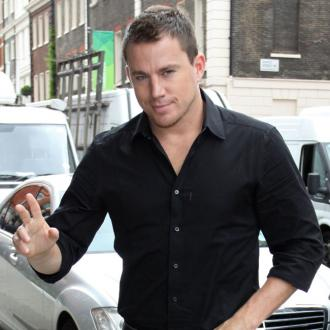 Channing Tatum Kept Sane By Wife