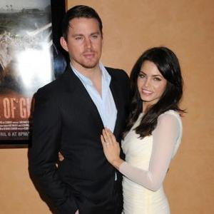 Channing Tatum Tells Wife To Stop Waxing