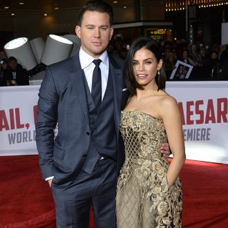 Channing Tatum And Jenna Dewan-tatum Celebrate Their Seven Year Wedding Anniversary