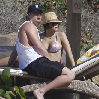 Channing Tatum Pampers Pregnant Wife
