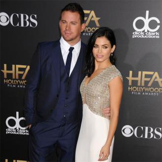 Channing Tatum: Pregnant Jenna didn't watch violent films